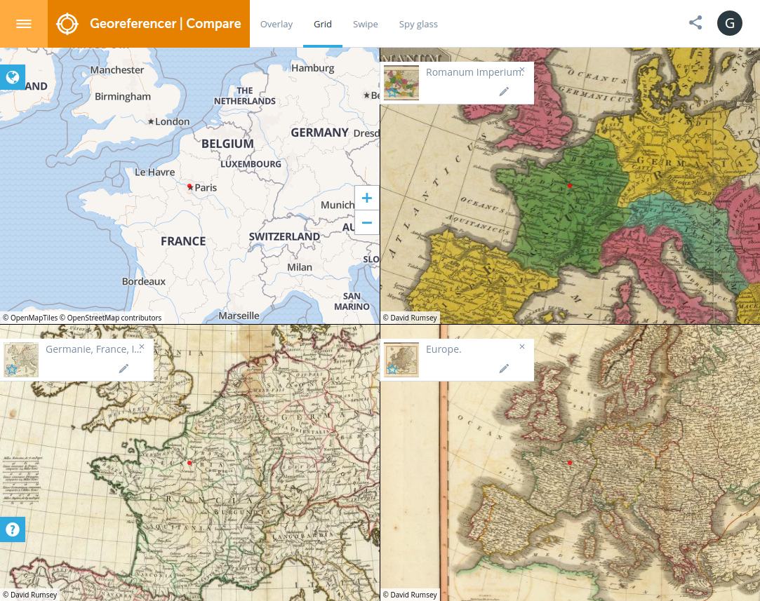 Features georeferencer compare grid gumiabroncs Image collections